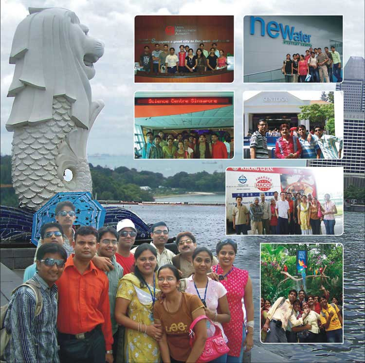 international College Trip